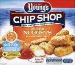 Young's Chip Shop Fish Nuggets £5.00 for 2 Sainsburys (RRP £3.49 each)