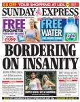 FREE Pedometer & Free bottle of Volvic & £5 off £30 @ Lidl in Sunday Express