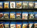 blu rays films  in poundland  heres the titles