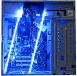 "12"" Blue Dual Cold Cathode Kit £2.99 @ Ebuyer"