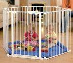 Lindam Safe & Secure Playpen from Kiddicare only £57.49 with Free Delivery + 4% Quidco