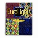 EuroLights (Velum) Colouring Book - 64p delivered @ Amazon