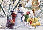 Gibson Christmas 250 pc Jigsaw Puzzle , only £3.85 from Amazon.