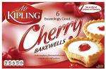 Mr Kipling Cherry Bakewells Box of 6 - £1 @ Asda