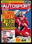 Autosport Magazine : 6 issues for £1 @ iSubscribe
