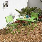 Ibiza 3 Piece Bistro Garden Dining Set only £14.94 @ B&Q
