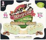 The Skinny Cow Mint Double Chocolate Sticks (3x110ml) & The Skinny Cow Triple Chocolate Sticks (3x110ml) £1 each @ Tesco - Usually £1.78