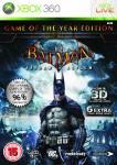 Batman: Arkham Asylum GOTY Edition (XBOX 360 0NLY) £13.99 @ Amazon
