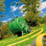 Greenfingers Hozelock Compact Enclosed Cart + 30m Hose And Fittings On sale £29.99 delivered