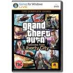 Grand Theft Auto: Episodes from Liberty City (PC) £9.99 @thegamecollection