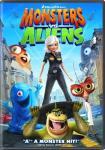 Monsters vs Aliens DVD - £3 instore at Asda