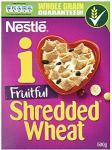 Nestle Fruitful Shredded Wheat (500g) 98p @ Tesco
