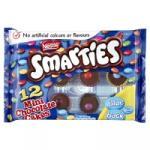 Smarties Mini Chocolate Cakes (12) £1 Rollback deal @ Asda