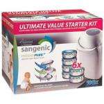Tommee Tippee Sangenic Hygiene Plus Starter Pack (6 months) £18.49 delivered @ Amazon