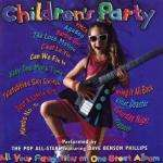Children's Party Album 22 Track CD - £2.99 at Amazon, Play & HMV