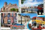 £10 instead of £28 for four people to enjoy a unique, hop on hop off bus tour around Liverpool complete with top quality live commentary with City Explorer - Save 64% Groupon
