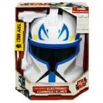 Star Wars Clone Wars Captain Rex Electronic Command Helmet@ tesco 1/2 price 19.99