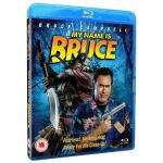 My Name Is Bruce Blu-Ray FIlm £4.47 @ Amazon