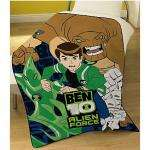 Ben 10 Alien Force Fleece Blanket £3.75 reduced from £7 online @ ASDA