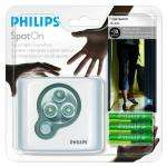 Philips SpotOn LED Light, White £4.62 delivered @ Amazon