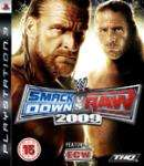 Smackdown vs Raw 2009 PS3 Preowned £2.99 @ GAME