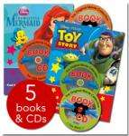 Disney Original Movie Collection - 5 Books & CDs £7.99 SAVE £21.96 @THEBOOKPEOPLE