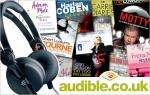 99p for any two audiobooks from Audible worth £14.99 @ KGB Deals. A massive 93% off!