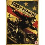 Sons of Anarchy - Season 2 [DVD Boxset] preorder £13.44* delivered @ Asda Ent