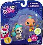 Littlest Pet Shop Twin Pack now £1 (was £4) at Asda Instore
