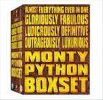 Monty Python Almost Everything Box Set (16 discs) £25.50 delivered @Tesco entertainment - **with code**