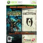 BioShock/The Elder Scrolls IV – Oblivion Double Pack | Xbox 360 £12.00 @ Amazon