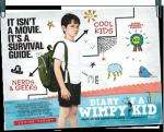 Diary of a Wimpy Kid for 95p per person @ Vue
