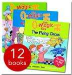 The Magic Key Collection - 12 Books Books - Oxford Reading Tree £8.99 delivered @ The Book People