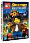 Lego: The Adventures Of Clutch Powers DVD £8.55 delivered @ Tesco (£9.91 without code)