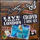 Dolly Parton Live From London: CD + Dvd note instore only £3 @ HMV