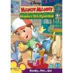 Handy Manny (Disney) - Manny's Pet Round Up [DVD] £3.97 at Amazon