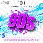 Various - 100 Essential Hits Of The 90s (5 CD Boxset) £3.00 (£2.55 using voucher) @ Tesco Ent