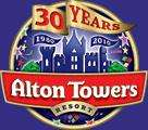 Alton Towers tickets with 1 hour early entry 2 for 1