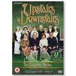 Upstairs Downstairs - The Complete Collection (21 Discs) £35.96 @ ChoicesUK + 5% Quidco