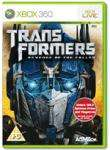 Transformers Revenge Of The Fallen £39.99 new or £7.99 Used @ Game