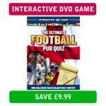The Ultimate Football Pub Quiz £3.00 Delivered @Ministry of Deals