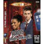 Doctor Who Tardis Model Making kit RRP £9.99 only £2.50 delivered @ Red House