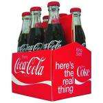 Coca Cola 6 bottles only £2.00 at asda