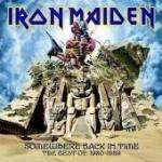 Iron Maiden - Somewhere Back In Time: The Best Of 1980-1989 - CD - £3.99 delivered @ Play.com