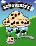 £1.99 - Co Op - Ben and Jerry's Ice Cream (500ML) Cookie Dough & Caramel Chew Chew