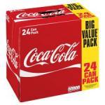 Coca Cola 24x330ml £6 @Tesco