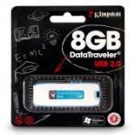 Kingston Back To School 8GB DataTraveler Generation 2 USB 2.0 Flash Drive, £10.49 Delivered @ PLAY.COM