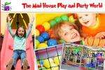 £1 instead of £5.25 for full use of play area, ball pools and slides keeping your kids happy with entry to The Mad House (Reading)- Save 81%