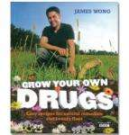 Grow Your Own Drugs Books (Hardback book) by James Wong RRP £16.99 only £3.99 delivered @ The Book People