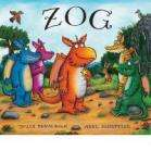 Zog (to be published) by Julia Donaldson and Axel Scheffler £5.48 @ Book Depository